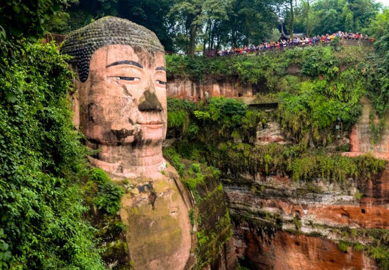 гигантский Будда Лэшаня