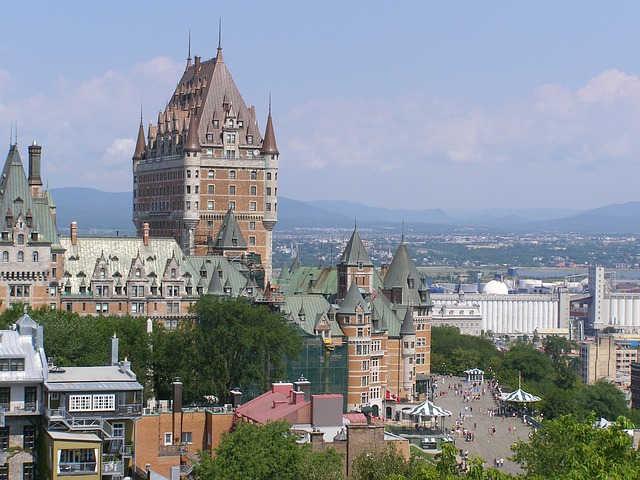 Старый Квебек - достопримечательности Квебека