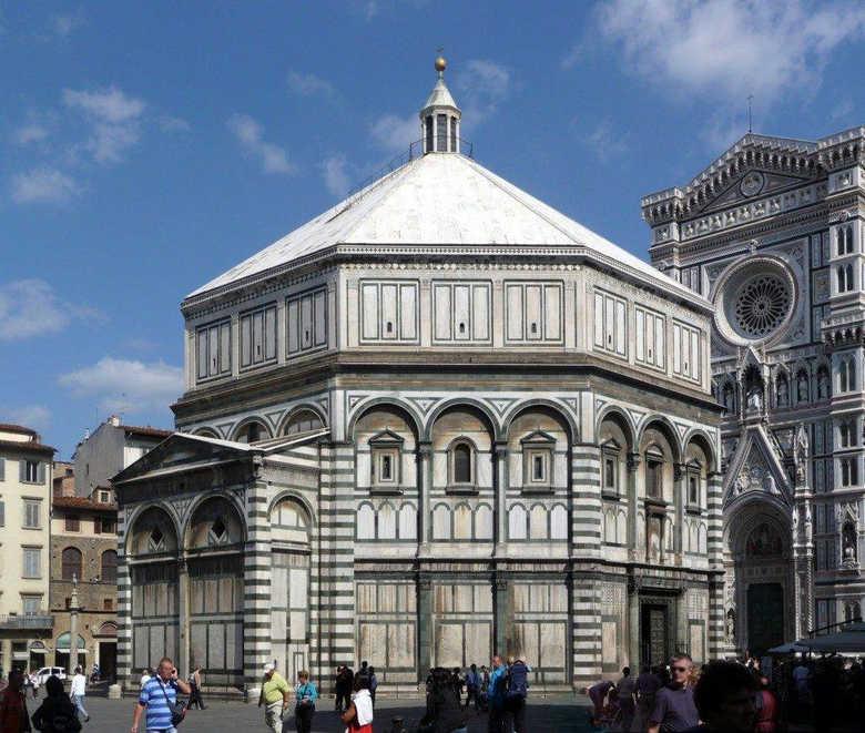Флорентийский Баптистерий святого Иоанна Крестителя
