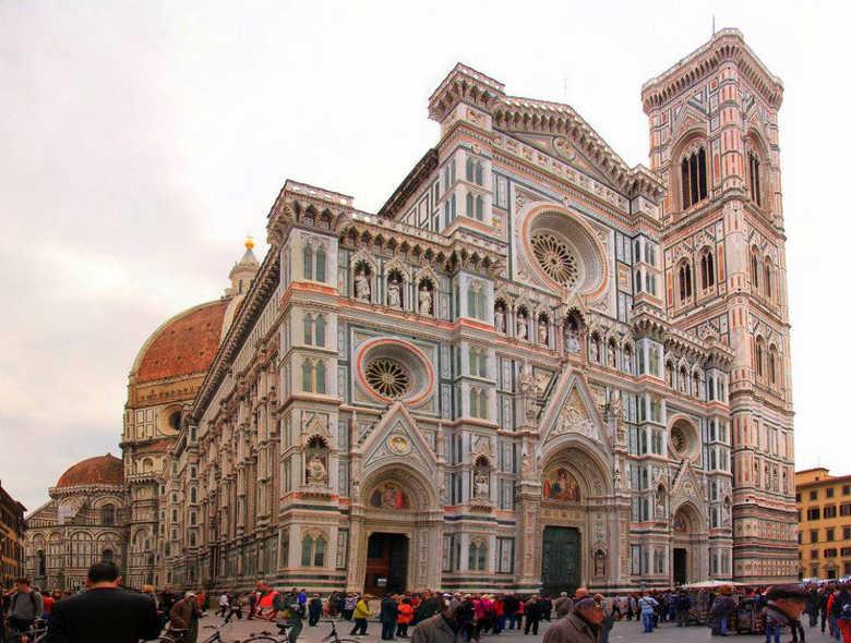 Флорентийский собор Санта-Мария-дель-Фьоре