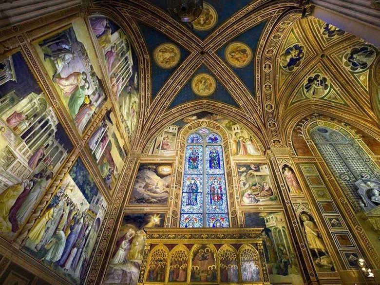 Фрески собора Санта-Мария-дель-Фьоре во Флоренции