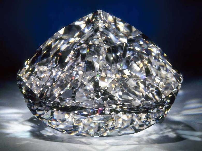 Самый большой алмаз в мире фото
