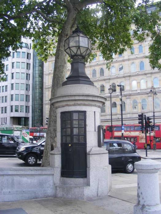 Самый маленький полицейский участок в Англии