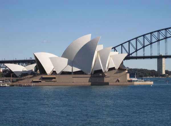 Оперный Театр Сиднея