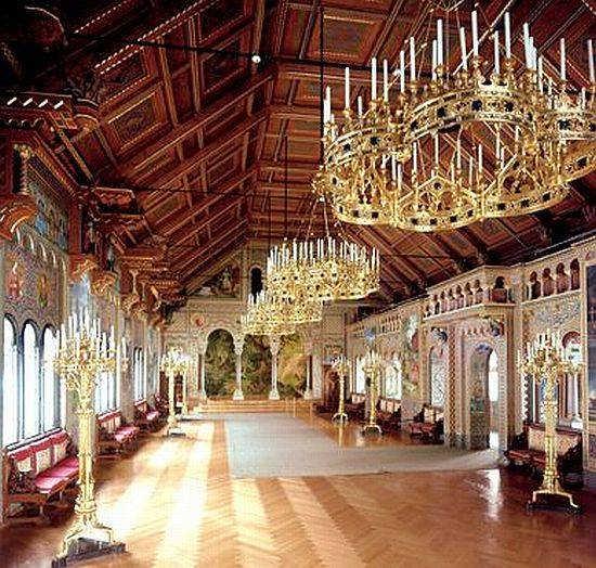 замок нойшванштайн бавария Германия фото 4
