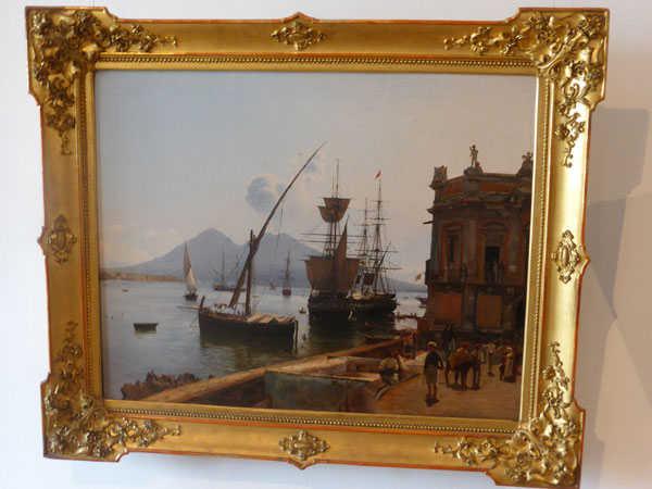 Картина из музея в Верхнем Бельведере