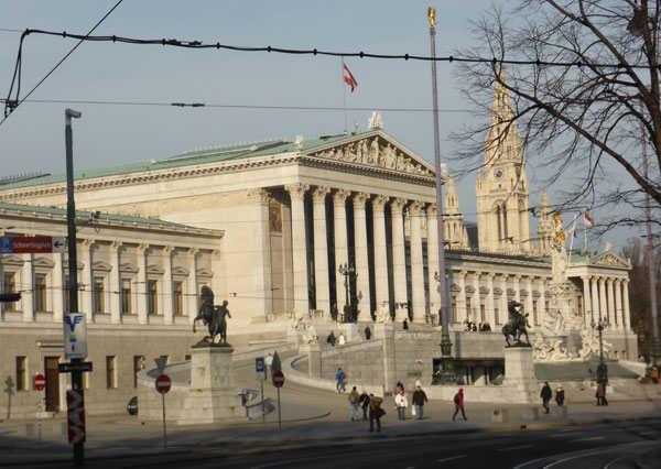 Парламент Вена