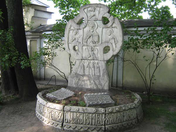 Могила Римского-Корсакова