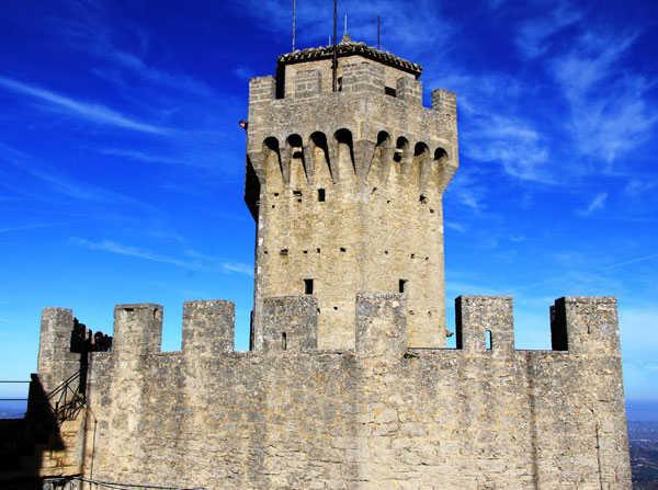 Вторая башня Честа