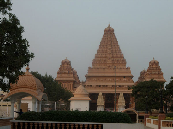 Храмовый комплекс Чаттарпур