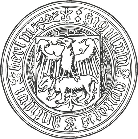 герб берлина 15 век
