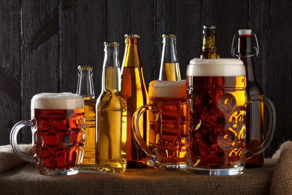 Немецкая национальная кухня гарниры напитки
