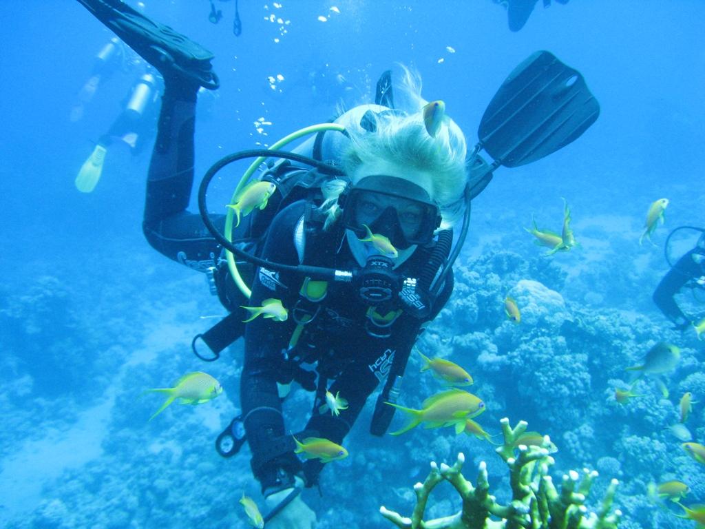 Как бороться с подводными течениями в дайвинге