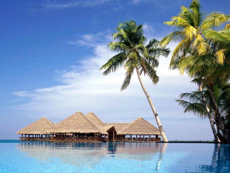 Где отдохнуть зимой на пляже?