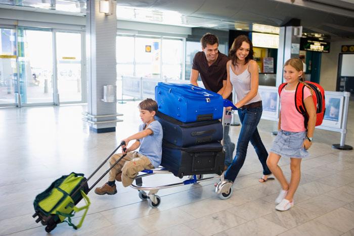Полезные советы для перевозки багажа
