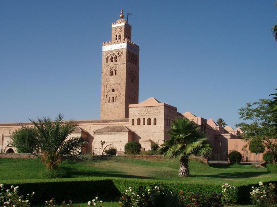 Марокканаский рай
