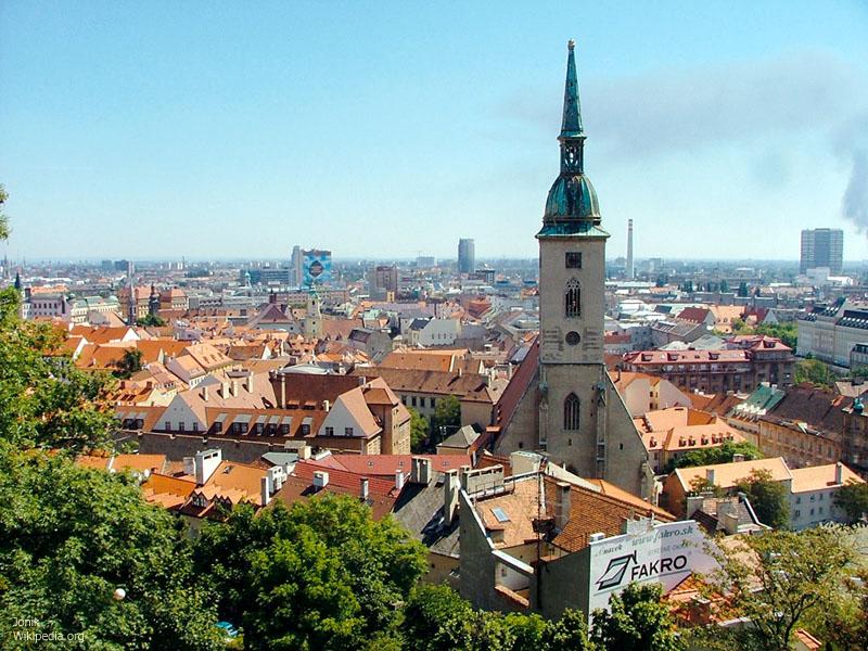 Словакия — маленькое сердце Европы
