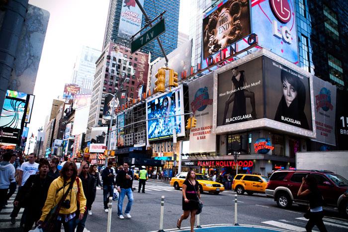 Тонкости шопинга в Нью Йорке