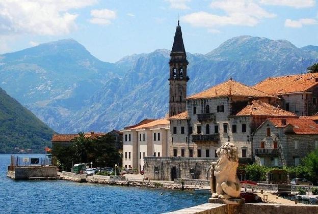 Черногория   жемчужина южной Европы