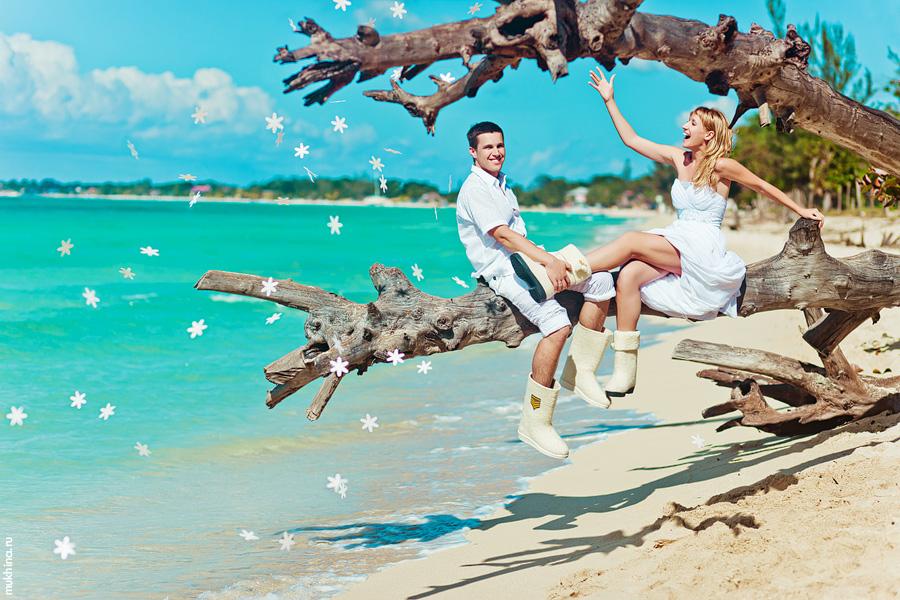 Свадебное путешествие на Ямайку