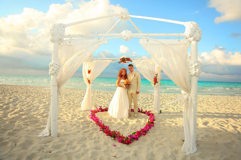 Как провести свадебную церемонию на Мальдивах?