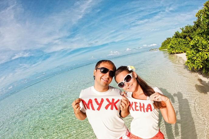 Медовый месяц – рай для двоих