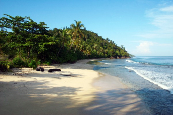 Остров Суматра. Индонезия