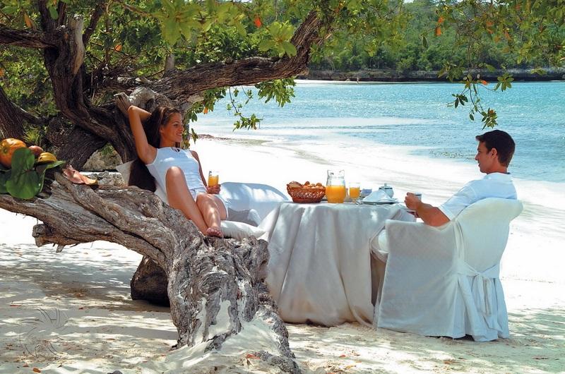 Свадьба на Карибском побережье