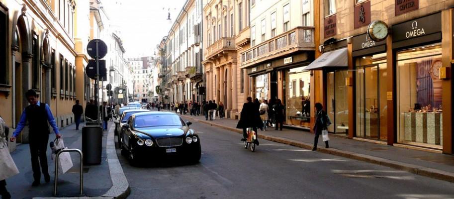 Шоп тур в Милане