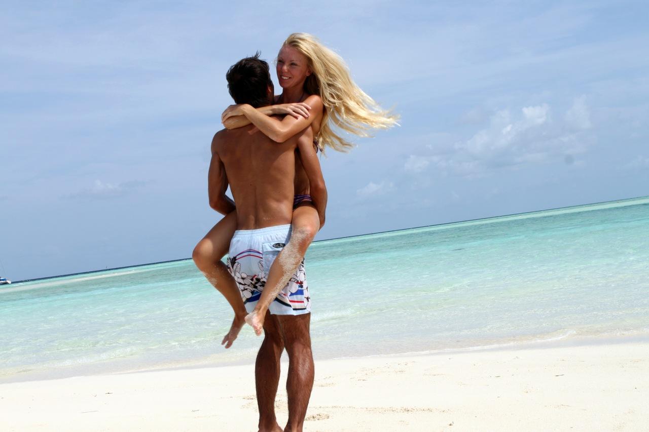 Свадебное путешествие на Мальдивах